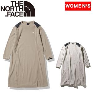 THE NORTH FACE(ザ・ノースフェイス) 【21春夏】W M MICRO FLEECE OP(マタニティマイクロフリースワンピース)ウィメンズ NLM71902