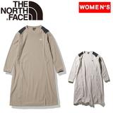 THE NORTH FACE(ザ・ノースフェイス) W M MICRO FLEECE OP(マタニティマイクロフリースワンピース)ウィメンズ NLM71902 マタニティ ワンピース(レディース)