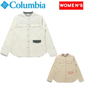 Columbia(コロンビア) 【21秋冬】セカンド ヒル ウィメンズ ロングスリーブ シャツ PL0141