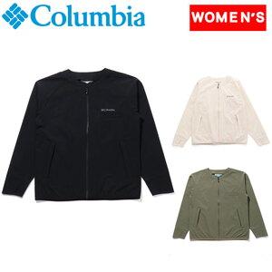 Columbia(コロンビア) 【21春夏】ライト キャニオン ウィメンズ ソフトシェル ジャケット PL0149