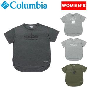 Columbia(コロンビア) 【21春夏】アフター マウンテン ウィメンズ ショートスリーブ Tシャツ PL0156