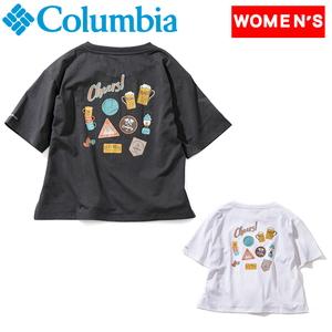 Columbia(コロンビア) 【21春夏】ダラス リバー ウィメンズ ショートスリーブ Tシャツ PL0172
