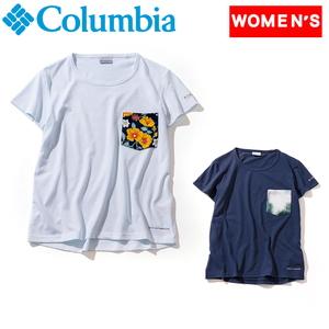 Columbia(コロンビア) 【21春夏】ポーラー パイオニア ウィメンズ ショートスリーブ クルー PL3171