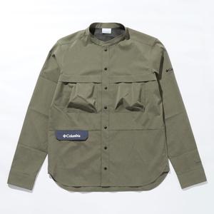 Columbia(コロンビア) 【21春夏】Second Hill L/S Shirtセカンド ヒル ロングスリーブ シャツ メン?? PM0019