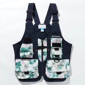 Columbia(コロンビア) 【21春夏】Men's Green Pines Vest(グリーン パインズ ベスト)メンズ PM0085