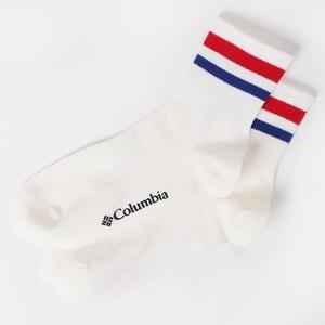 Columbia(コロンビア) 【21春夏】Hawthorne Mid Paper Socks ホーソン ミッド ペーパー ソックス PU2305