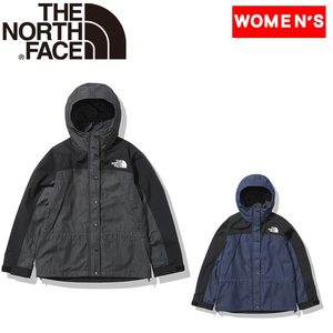 THE NORTH FACE(ザ・ノースフェイス) 【21秋冬】マウンテン ライト デニム ジャケット ウィメンズ NPW22135