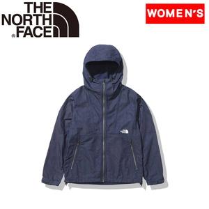 THE NORTH FACE(ザ・ノースフェイス) 【21春夏】ナイロン デニム コンパクト ジャケット ウィメンズ NPW22136