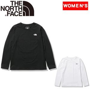 THE NORTH FACE(ザ・ノースフェイス) 【21春夏】W L/S EXP-PARCEL TEE(エクスプローラー パーセルティー)ウィメンズ NTW62062