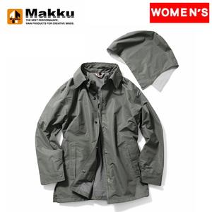 マック(Makku) 【21春夏】レインコーチジャケット GG-001