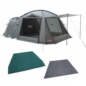 Coleman(コールマン) 【限定カラー】タフスクリーン2ルームハウス & 2ルームハウス用テントシートセット【2点セット】 ツールームテント