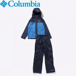Columbia(コロンビア) 【21秋冬】シンプソン サンクチュアリ II レイン セット キッズ RY0020