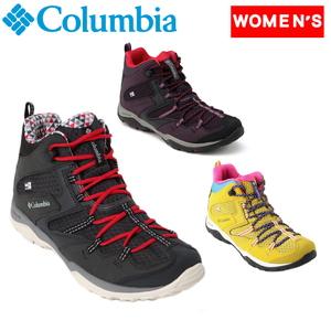 Columbia(コロンビア) 【21春夏】W Saber IV Mid OutDry(セイバー 4ミッド アウトドライ)ウィメンズ YL7463