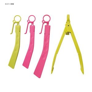 ゴールドフィーリング(GOLD FEELING) 2ウェイRバサミ フック付 S ライムグリーン・ピンク