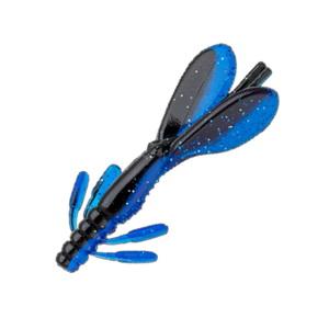 NORIES(ノリーズ) エスケープチビツイン 3インチ 501 ブラックブルーリフレクション