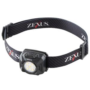 ZEXUS(ゼクサス) ZX-R30 最大400ルーメン USB充電式 釣り用ライト
