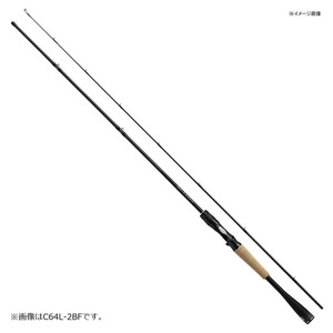 ダイワ(Daiwa) ブレイゾン C66M-2(ベイト・2ピース) 05808020