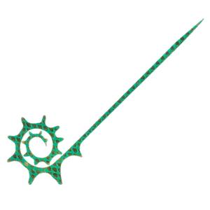 ハヤブサ(Hayabusa) 無双真鯛 フリースライド カスタムネクタイ ドラゴンカーリースリム SE180