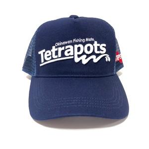 テトラポッツ(Tetrapots) NAMI MESH CAP TPC-018