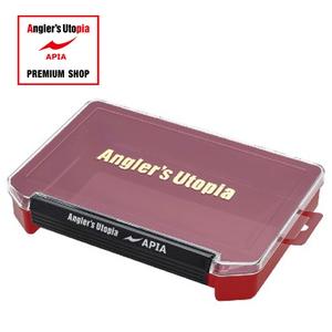 アピア(APIA) Angler's UtopiaルアーBOX スカーレット