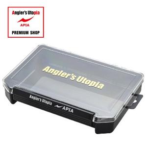 アピア(APIA) Angler's Utopia薄型ルアーBOX 黒