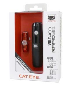 キャットアイ(CAT EYE) HL-EL461RC VOLT400 / TL-LD635 ライト&テールセット #890-0282 ライト