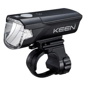 キャットアイ(CAT EYE) ヘッドライト #534-0151 HL-EL370 KEEN 単四電池式 HL-EL370