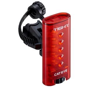 キャットアイ(CAT EYE) セーフティーライト #534-2350 TL-LD180-R TIGHT 単四電池式 TL-LD180-R