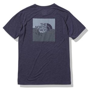 THE NORTH FACE(ザ・ノースフェイス) 【21春夏】ショートスリーブ フラッシュドライ メリノ フォト クルー メンズ L TNFネイビー(NY) NT32183