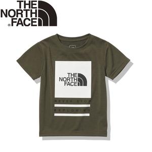 THE NORTH FACE(ザ・ノースフェイス) S/S TNF BUG FREETEE ショートスリーブTNFバグフリーロゴティーキッズ NTJ12135