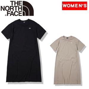 THE NORTH FACE(ザ・ノースフェイス) 【21春夏】マタニティー ショート スリーブ ワンピース ウィメンズ NTM12112