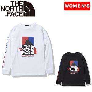 THE NORTH FACE(ザ・ノースフェイス) 【21春夏】ロングスリーブ カラコラム レンジ ティー ウィメンズ NTW32131