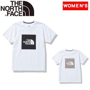 THE NORTH FACE(ザ・ノースフェイス) 【21春夏】ショート スリーブ カラード スクエア ロゴ ティー ウィメンズ NTW32135