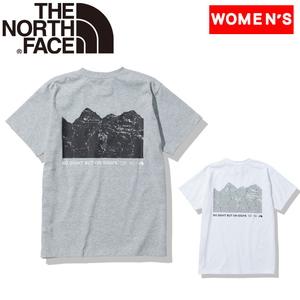 THE NORTH FACE(ザ・ノースフェイス) 【21春夏】S/S MONK MAGIC TEE(ショートスリーブモンキーマジックティー)ウィメンズ NTW32140