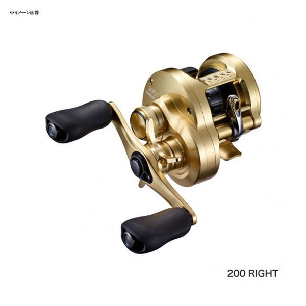 シマノ(SHIMANO) 21 カルカッタコンクエスト 200HG 右巻き 04238 遠心ブレーキタイプ