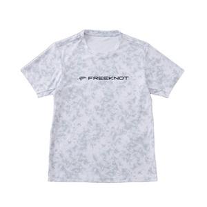 フリーノット(FREE KNOT) ハヤブサ フリーノット UVメッシュTシャツ Y1647 Y1647-LL-13