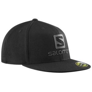 SALOMON(サロモン) 【21春夏】LOGO CAP FLEXFITR(ロゴ キャップ フレックスフィット) LC1535400