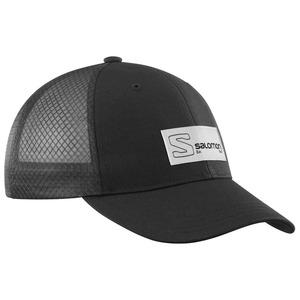 SALOMON(サロモン) 【21春夏】TRUCKER CURVED CAP(トラッカー カーブド キャップ) LC1465200