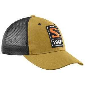 SALOMON(サロモン) 【21春夏】TRUCKER CURVED CAP(トラッカー カーブド キャップ) LC1465300