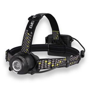 GENTOS(ジェントス) ヘッドライト HLP-2104 最大700ルーメン 充電式 HLP-2104