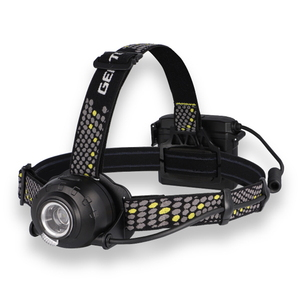GENTOS(ジェントス) ヘッドライト HLP-2104 最大700ルーメン 充電式 HLP-2104 ヘッドランプ