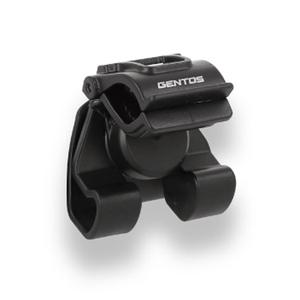 GENTOS(ジェントス) フラッシュライト アクセサリー HH-01 ブラック