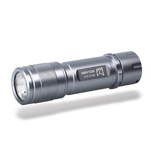 GENTOS(ジェントス) 閃シリーズ FLP-2106 最大300ルーメン 単四形アルカリ電池 FLP-2106 ハンディライト