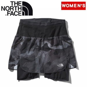 THE NORTH FACE(ザ・ノースフェイス) NOVELTY FLYWEIGHT RACING SKIRT NBW91974