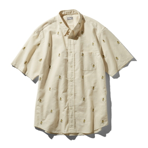 THE NORTH FACE(ザ・ノースフェイス) S/S HIM ROUTE SHIRT NR21956