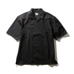 THE NORTH FACE(ザ・ノースフェイス) S/S OPEN-COLLARED KNIT SHIRT NR21990