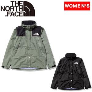 THE NORTH FACE(ザ・ノースフェイス) 【21春夏】MT RAINTEX JACKET(マウンテン レインテックス ジャケット)ウィメンズ NPW12135