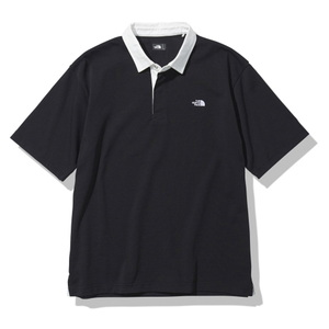 THE NORTH FACE(ザ・ノースフェイス) 【21春夏】S/S RUGBY POLO(ラグビー ポロシャツ) メンズ NT22035