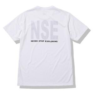 THE NORTH FACE(ザ・ノースフェイス) 【21春夏】S/S NSE TEE(ショートスリーブ NSE ティー) メンズ NT32175