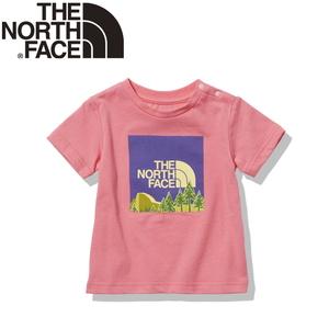THE NORTH FACE(ザ・ノースフェイス) 【21春夏】B S/S GRAPHIC TEE(ベビー ショートスリーブ グラフィック ティー) NTB32148